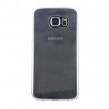 Husa de protectie slim de silicon CYOO Samsung Galaxy S6 Clear (bulk)