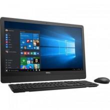 Sistem Desktop Dell Inspiron 3464 AIO, Intel HD Graphics 620, RAM 4GB, HDD 1TB, Intel Core i3-7100U, 23.8inch, Linux