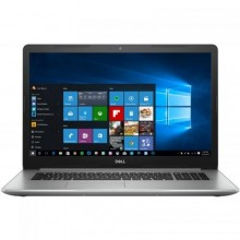 "Laptop Dell Inspiron 5570, AMD Radeon 530 4GB, RAM 8GB, Intel Core i7-8550U, 15.6"", SSD 256GB, Windows 10, Platinum Silver"