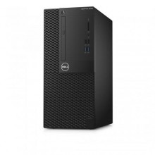 Sistem Desktop Dell OptiPlex 3050 MiniTower, Intel HD Graphics 630, RAM 4, HDD 500GB, Intel Core i3-7100, Windows 10 Pro
