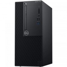 Sistem Desktop DELL OptiPlex 3060 MT, Intel UHD Graphics 630, RAM 8GB, SSD 256GB, Intel Core i5-8500, Windows 10 Pro