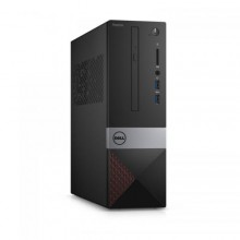 Sistem Desktop Dell Vostro 3268 SFF, Intel HD Graphics 630, RAM 4GB, HDD 1TB, Intel Core i5-7400, Windows 10 Pro