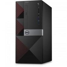 Sistem Desktop Dell Vostro 3668 MiniTower, Intel HD Graphics 630, RAM 4GB, HDD 1TB, Intel Core i3-7100, Windows 10 Pro