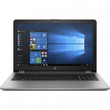 "Laptop HP 250 G6, Intel HD Graphics 620, RAM 8GB, SSD 256GB, Intel Core i7-7500U, 15.6"", Windows 10 Pro, Silver"