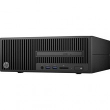 Sistem Desktop HP 280 G2 SFF, Intel HD Graphics 530, RAM 4GB, HDD 500GB, Intel Core i5-6500, Free Dos