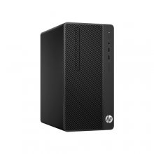 Sistem Desktop HP 290 G1 MT, Intel HD Graphics 630, RAM 4GB, HDD 500GB, Intel Core i3-7100, Windows 10 Pro