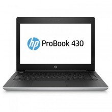 "Laptop HP Probook 430 G5, Intel HD Graphics 620, RAM 4GB, SSD 128GB, Intel Core i3-7100U, 13.3"", Free Dos, Silver"