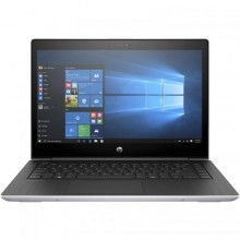 "Laptop HP ProBook 440 G5, nVidia GeForce 930MX 2GB, RAM 8GB, SSD 256GB, Intel Core i7-8550U, 14"", Windows 10 Pro, Silver"