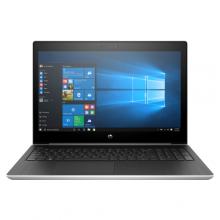 "Laptop HP ProBook 450 G5, Intel HD Graphics 620, RAM 4GB, HDD 500GB, Intel Core i3-7100U, 15.6"", Free Dos, Silver-Black"