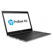 "Laptop HP ProBook 450 G5, nVidia GeForce 930MX 2GB, RAM 8GB, SSD 256GB, Intel Core i5-8250U, 15.6"", Windows 10 Pro, Silver-Black"