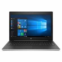"Laptop HP ProBook 450 G5, Intel HD Graphics 620, RAM 4GB, HDD 500GB, Intel Core i3-7100U, 15.6"", Windows 10 Pro, Silver-Black"