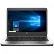 "Laptop HP ProBook 640 G3, Intel HD Graphics 620, RAM 8GB, SSD 256GB, Intel Core i5-7200U, 14"", Windows 10 Pro, Black-Silver"