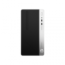 Sistem Desktop HP ProDesk 400 G4 MT, Intel HD Graphics 630, RAM 4GB, HDD 500GB, Intel Core i5-7500, Free Dos