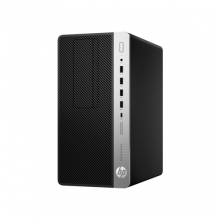 Sistem Desktop HP ProDesk 600 G3 MT, Intel HD Graphics 630, RAM 8GB, SSD 256GB, Intel Core i5-7500, Windows 10 Pro