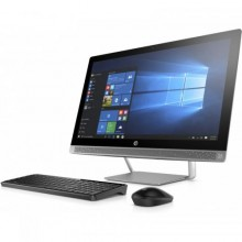 Sistem Desktop HP ProOne 440 G3 AIO, Intel HD Graphics 630, RAM 4GB, SSD 256GB, Intel Core i5-7500T, 23.8inch, Windows 10 Pro