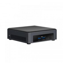 Mini PC Intel (NUC) Next Unit of Computing BLKNUC7I3DNK2E, Intel HD Graphics 620, Intel Core i3-7100U, No RAM, No HDD, No OS