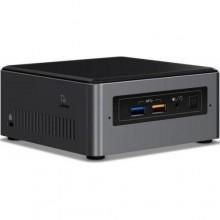 Mini Pc Intel (NUC) Next Unit of Computing BOXNUC7i7BNKQ, Intel Iris Plus Graphics 650, RAM 8GB, SSD 512GB, Intel Core i7-7567U, Windows 10