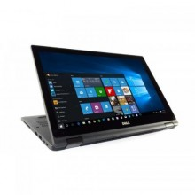 Laptop 2-in-1 Dell Latitude 5289 (seria 5000), Intel Core i7-7600U, RAM 16GB, SSD 256GB, Intel HD Graphics 620, Windows 10 Pro, 12.5inch Touch, Black