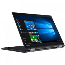 Laptop 2-in-1 Lenovo ThinkPad X1 Yoga (2nd Gen), Intel Core i7-7500U, RAM 16GB, SSD 512GB, Intel HD Graphics 620, 4G, Windows 10 Pro, 14inch Touch, Black