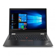 Laptop 2-in-1 Lenovo ThinkPad X380 Yoga, Intel Core i5-8250U, RAM 8GB, SSD 256GB, Intel HD Graphics, Windows 10 Pro, 13.3inch Touch, Black