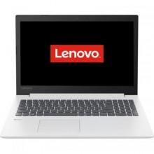 "Laptop Lenovo IdeaPad 330 IKB, Intel Core i3-7020U, 15.6"", RAM 6GB, SSD 256GB, Intel HD Graphics 620, FreeDos, Blizzard White"