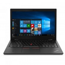 "Laptop Lenovo ThinkPad L380, Intel Core i7-8550U, 13.3"", RAM 8GB, SSD 256GB, Intel UHD Graphics 620, Windows 10 Pro, Black"
