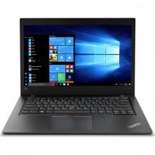 "Laptop Lenovo ThinkPad L480, Intel Core i7-8550U, 14"", RAM 8GB, SSD 256GB, Intel UHD Graphics 620, Windows 10 Pro, Black"