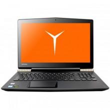 "Laptop Lenovo Legion Y520, nVidia GeForce GTX 1050 Ti 4GB, RAM 8GB, SSD 256GB, Intel Core i5-7300HQ, 15.6"", Free Dos, Black-Gold"