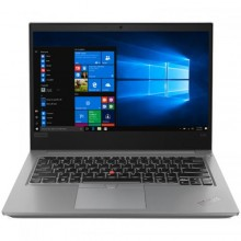 "Laptop Lenovo ThinkPad E480, Intel UHD Graphics 620, RAM 8GB, SSD 256GB, Intel Core i5-8250U, 14"", Windows 10 Pro, Black"