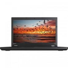 "Laptop Lenovo ThinkPad L570, Intel HD Graphics 620, RAM 8GB, SSD 256GB, Intel Core i5-7200U,15.6"", Free Dos, Midnight Black"