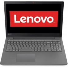 "Laptop Lenovo V330 IKB, AMD Radeon 530 2GB, HDD 1TB + SSD 128GB, Intel Core i7-8550U, 15.6"", RAM 12GB, No OS, Iron Gray"