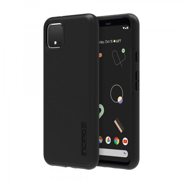 Husa Dual Layer INCIPIO DualPro pentru Google Pixel 4 XL, Black