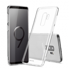 Husa Slim Samsung Galaxy S9 Plus NEVOX StyleShell Flex Clear