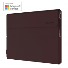 Husa Incipio Faraday Folio Case Microsoft Surface Pro (2017) & Pro 4 Burgundy