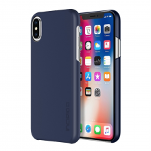 Husa de protectie INCIPIO Feather Apple iPhone X/Xs, Midnight Blue