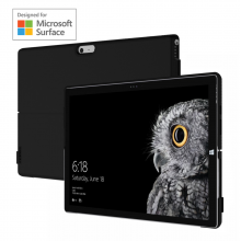 Husa Incipio Feather Microsoft Surface Pro (2017) & Surface Pro 4 Black