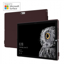 Husa Incipio Feather Microsoft Surface Pro (2017) & Surface Pro 4 Burgundy