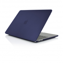 "Carcasa fata/ spate Incipio Feather Apple MacBook Pro 15"" TouchBar Navy"