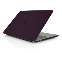 "Carcasa fata/ spate Incipio Feather Apple MacBook Pro 15"" TouchBar Raspberry"