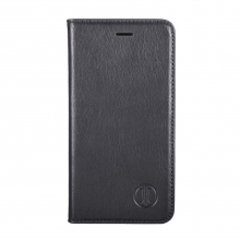 Husa de piele iPhone 6/6s JT Berlin Book Magic Black