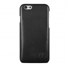Husa de piele Premium JT Berlin Cover Style Pure Apple iPhone 6/6s, Black