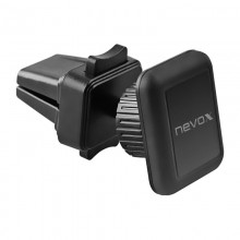 Suport auto magnetic NEVOX NEVOCLIP AIRMAGNET Air vent holder Black