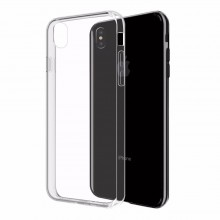 Husa Slim iPhone X/Xs Redneck TPU Flexi Clear