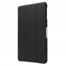 Husa Skech Flipper Apple iPad 9.7 (2017) & iPad 9.7 (2018) Black