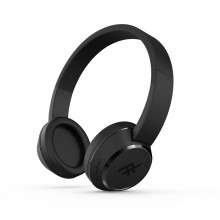 Casti audio iFrogz Coda Wireless Headphones cu microfon, Black