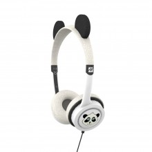Casti audio copii iFrogz Little Rockerz Costume Panda