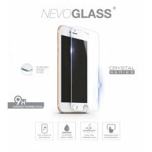 Folie sticla cu aplicator NEVOX Glass Crystal pentru Apple iPhone SE/5s/5
