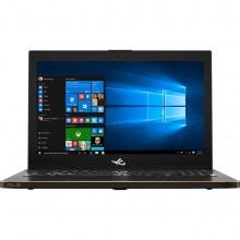 "Laptop Gaming ASUS ROG New ZEPHYRUS M GM501GS-EI003R cu procesor Intel® Core™ i7-8750H pana la 4.10 GHz, NVIDIA GeForce GTX 1070 8GB, Coffee Lake, 15.6"", Full HD, IPS, 144Hz, 16GB, 1TB + 256GB SSD, Microsoft Windows 10 Pro, Black"