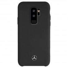 Bumper Samsung Galaxy S9 Plus Mercedes MEHCS9LSILBK, Black