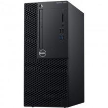 Sistem Desktop DELL OptiPlex 3060 MT, Procesor Intel® Core™ i3-8100 3.6GHz Coffee Lake, GMA UHD 630, 8GB DDR4, 1TB HDD, Linux